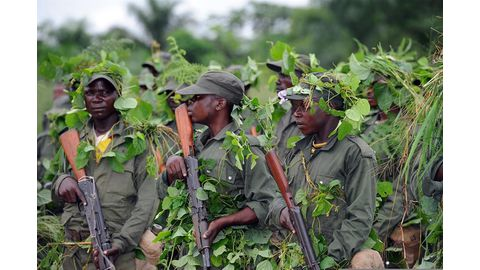 42 Congo cops decapitated