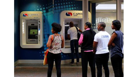Big banks target South Africa's youth