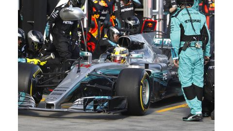 Mercedes vows to strike back