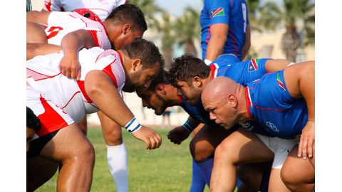 Namibia and Uruguay in for tough encounter