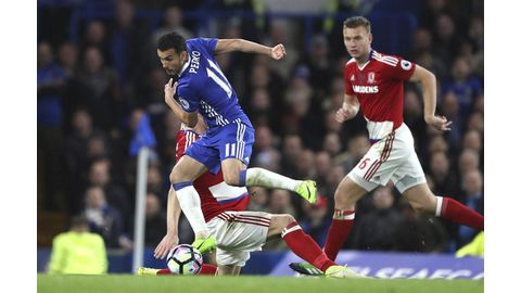 Blues smell EPL triumph