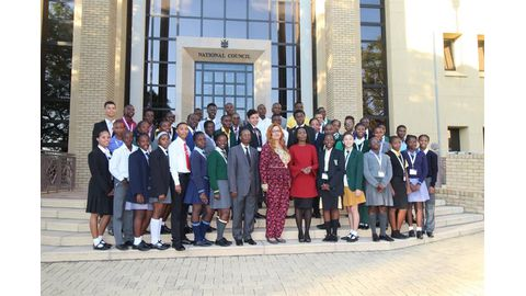 First Junior National Council opens