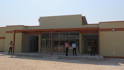 N$13m office block ready at Okongo