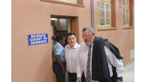 Oncologist granted N$50 000 bail