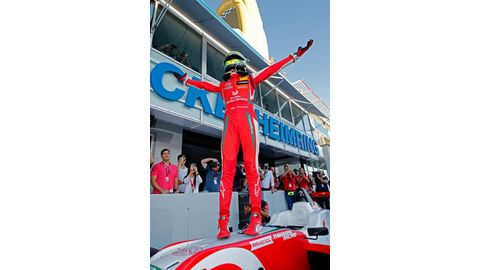 Mick Schumacher can be 'one of sport's greats'