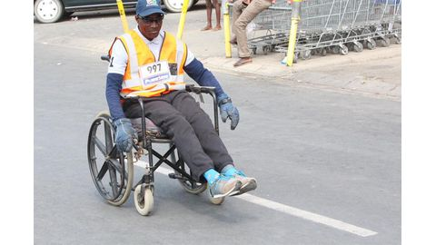 Street Mile to include disabled athletes