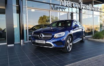 2019 Mercedes-Benz GLC220d Coupe Demo