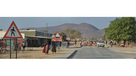 Namibia fifth best for business
