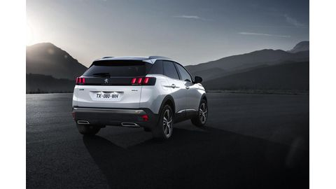 Peugeot 3008 wins at Women's World Car of the Year