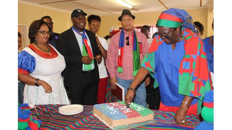 Swapo cliques must end – Hausiku