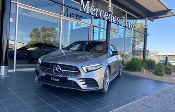 Brand New Mercedes-Benz A250 Sport Sedan