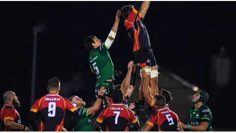 Kings lose to Connacht in Pro14 clash