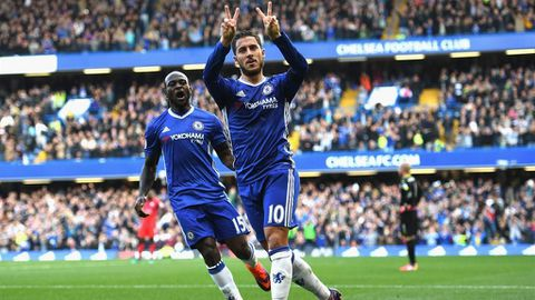 Chelsea embarrass Arsenal