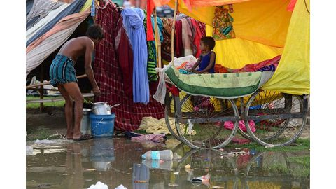 Water pollution an 'invisible threat' to global goals