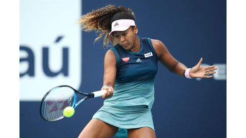 Osaka regrets 'immaturity'