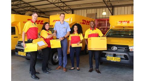 DHL expands its local fleet