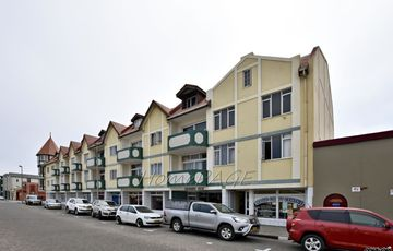 Central, Swakopmund: Duplex Apartment in Eggers Eck is for Sale