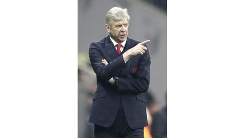 I'd prefer to stay at Arsenal – Wenger