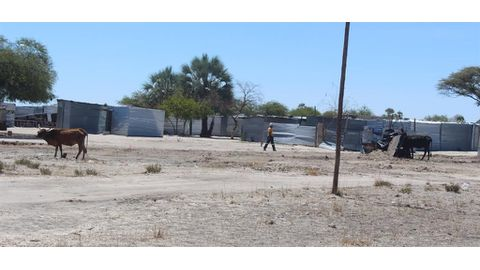 Ondangwa creates 'home' for illegal settlers