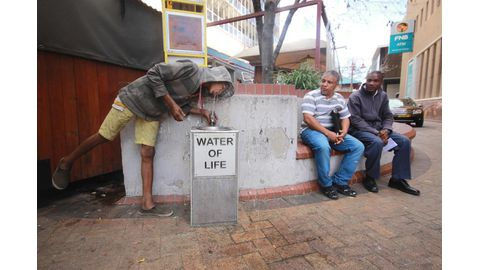 Capital to expect water-shedding