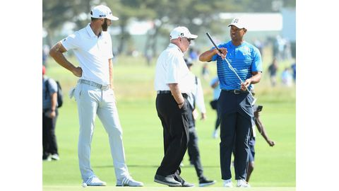 Woods faces uphill quest
