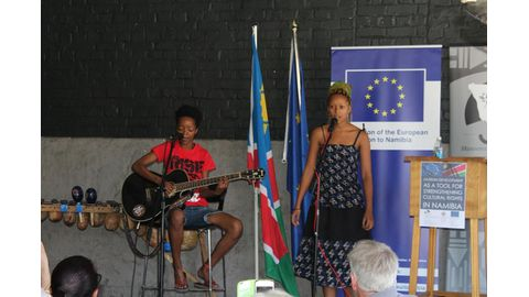 A new celebration of Namibian Culture