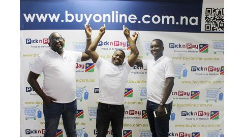 PnP Namibia launches online store