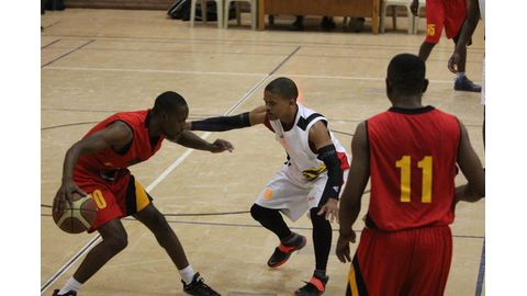 Basketball cup action starts today
