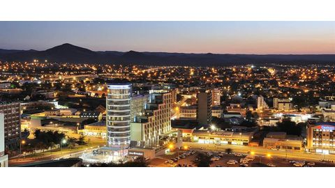 Windhoek one of the best in Africa