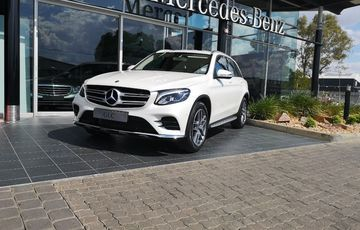 2018 Mercedes-Benz GLC300 DEMO