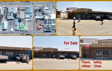 Commercial Property Retail / Office / Warehouse