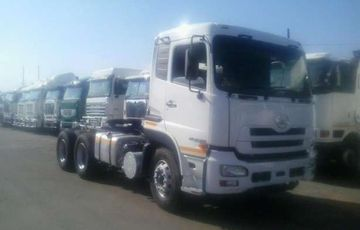 Nissan UD 26-490 Quon Trucks For Sale