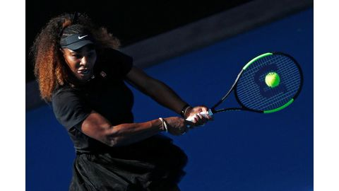 Serena handed tough draw