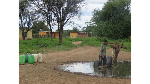 Zuma's drought relief aid paused