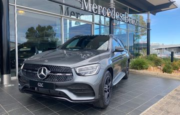 Brand New Mercedes-Benz GLC300d 4Matic