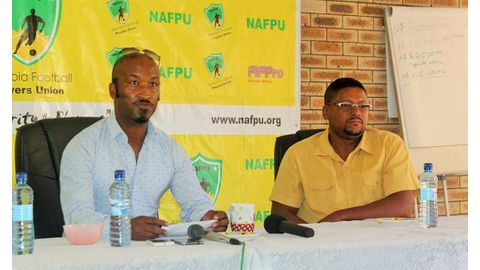 Trade union weighs in on football matters
