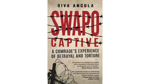 Book exposes Swapo's ghastly crimes