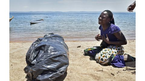 Death toll of Tanzanian ferry disaster passes 200