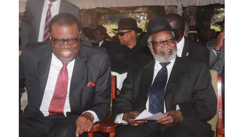 Geingob hits back at detractors