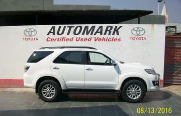 Toyota Fortuner D4D 3.0 4x2