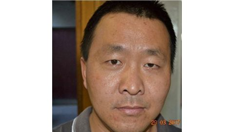 Chinese facing corruption charge