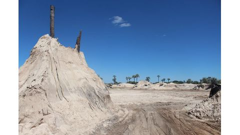 Sand mining: Villagers cry foul