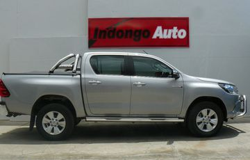 TOYOTA HILUX 2.8 RB DOUBLE CAB