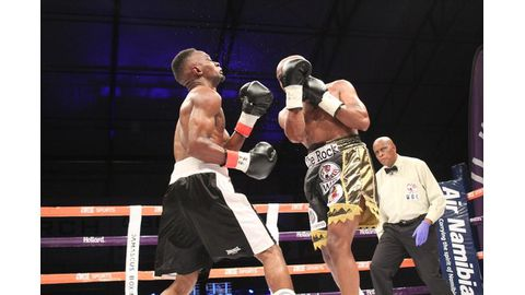 Knockouts galore at Desert Rumble