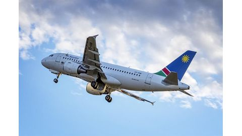 Air Namibia second best in Africa