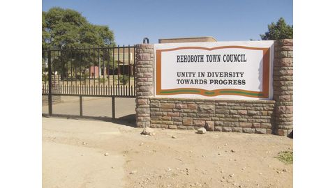 Rehoboth drowns in debt