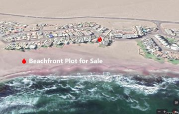 ​Long Beach Ext 1, Walvis Bay: BEACHFRONT PLOT IS FOR SALE