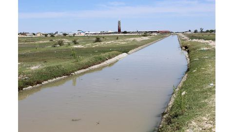 Body found in canal