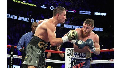 Golovkin draws with Alvarez in middleweight super-fight