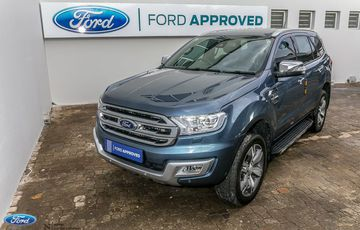 Ford Everest 3.2 LTD 4x4